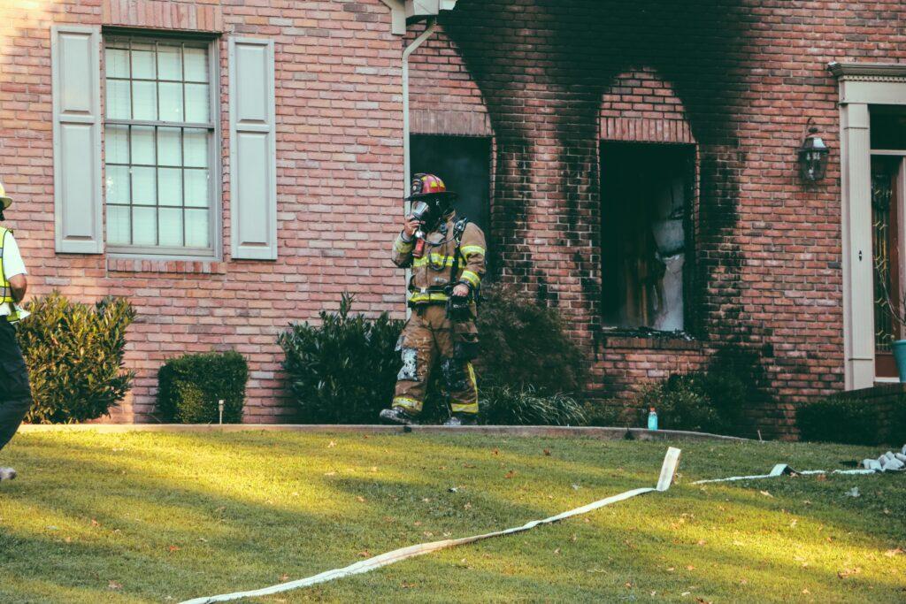 Lépcsőházak tűzvédelme – tűzvédelmi házirend